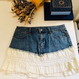 Dresses & Skirts - ‼️SALE‼️ Vintage Denim Skirt